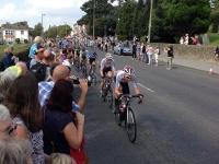 Tour of Britain Haywards Heath